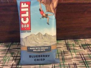 Clif Blueberry Crisp